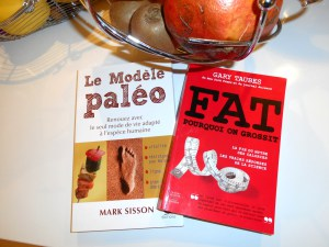 Le modèle paléo de Mark Sisson - Fat, pourquoi on grossit, de Gary Taubes