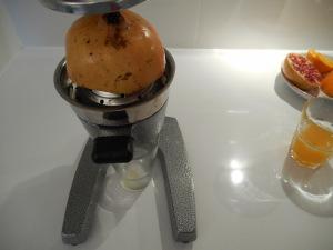 grenade pressée presse agrume1