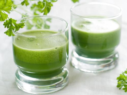 Jus-de-légumes-vert