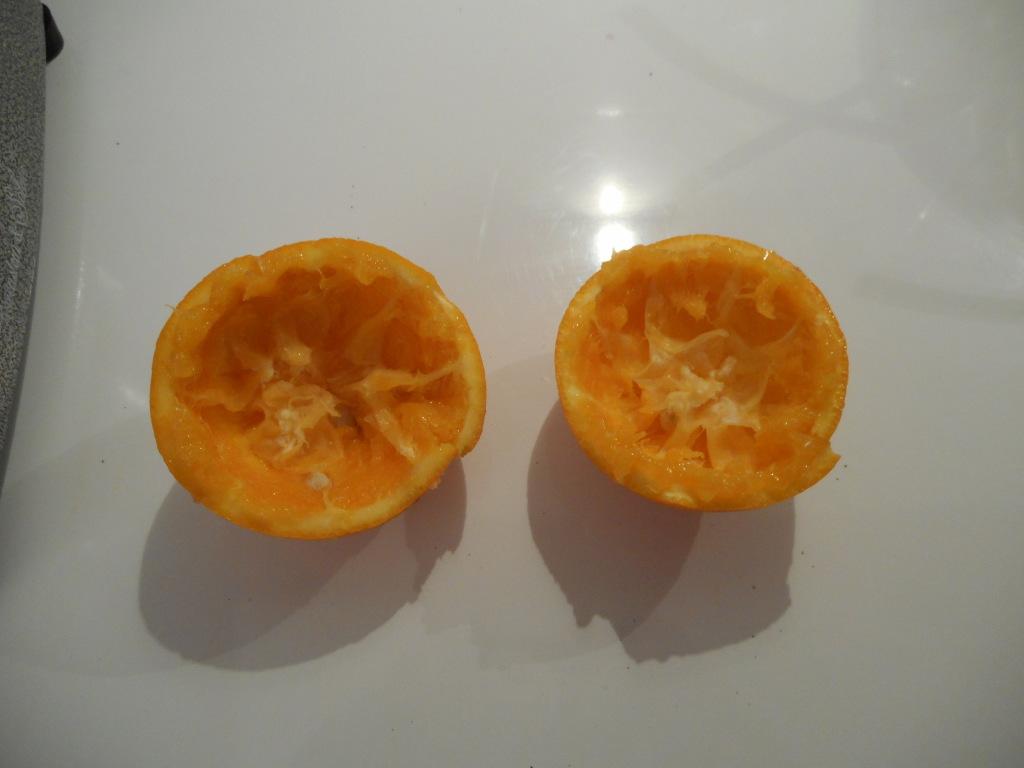 orange pressée presse agrume2