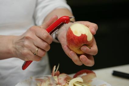 comment enlever pesticides fruits légumes
