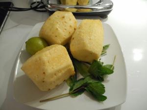 ananas coupé ingrédients jus d'ananas