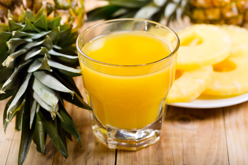 Le-jus-d'ananas.