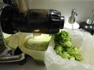 jus vert - préparation1