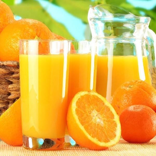 jus-d'orange-pressé