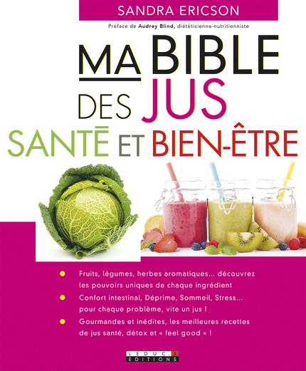 livre sur les jus de légumes